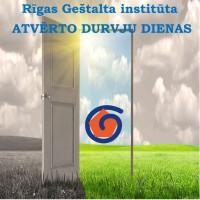 Atvērto durvju dienās Jūs varēsiet brīvi atnākt uz institūtu, iepazīties ar institūta pasniedzējiem un studentiem, uzdot visus jautājumus par programmu un apmācību, kas Jūs interesē, kā arī iepazīties ar apmācības nosacījumiem un RGI tradīcijām.