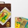 Metaforiski asociatīvās kārtis (ОН-kārtis, projektīvās kārtis)  ( http://www.oh-cards.com ) ir  pazīstamas vairāk kā 20 gadus. Pateicoties  Moricam Egetmeieram un viņa izdevniecībai
